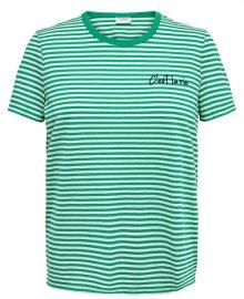 Jacqueline de Yong Dámské triko JDYCITY 15200854 Sea Green CEST_EMB M