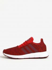 Červené pánské tenisky adidas Originals Swift Run