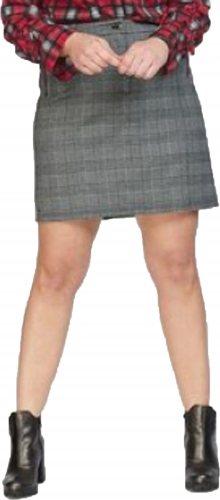 Dámská károvaná sukně