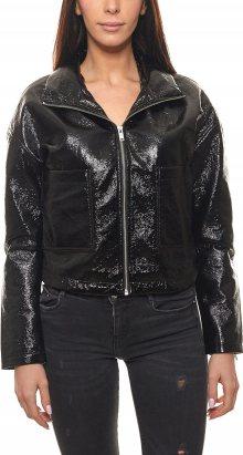 Dámská koženková bunda AjC