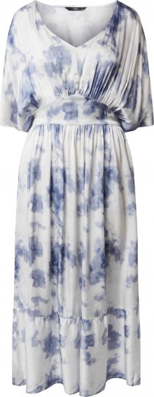 ONLY Šaty \'ONQSIRI\' bílá / modrá