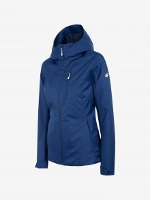 Bunda 4F Women\'s Jacket Kud301 Modrá