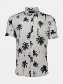Bílá vzorovaná košile Shine Original