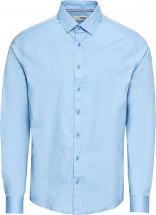 !Solid Košile \'Shirt - Tyler LS\' světlemodrá