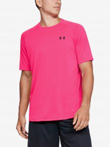 Tričko Under Armour Tech 2.0 Ss Tee Růžová