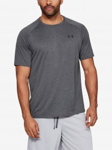 Tričko Under Armour Tech 2.0 Ss Tee Šedá