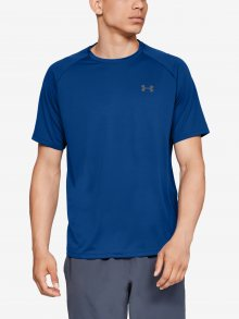 Tričko Under Armour Tech 2.0 Ss Tee Modrá