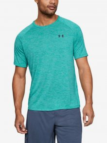 Tričko Under Armour Tech 2.0 Ss Tee-Grn Zelená