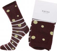 Dámské ponožky Pieces