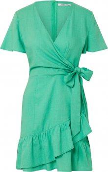 GLAMOROUS Šaty \'LADIES DRESS\' zelená