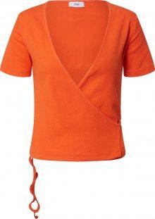 Envii Tričko \'ENALLY\' oranžová