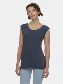 Tmavě modré dámské tričko Ragwear - XS