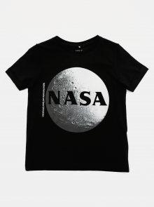 Černé klučičí tričko name it