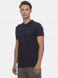 Ragwear tmavě modré pánské polo tričko - M