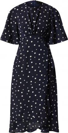 AX Paris Šaty tmavě modrá