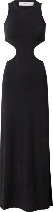 IVYREVEL Letní šaty černá