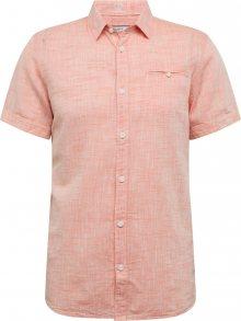 Petrol Industries Košile růžový melír