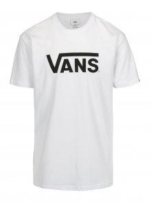 Bílé pánské tričko s potiskem VANS Classic