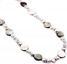 Dámský elegantní náhrdelník PEARLY