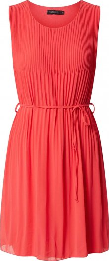 Sublevel Šaty světle červená