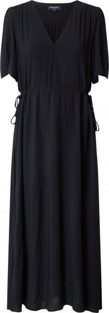 SELECTED FEMME Šaty \'WYNONA-DAMINA\' černá