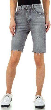 Dámské jeansové kraťasy