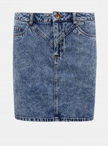 Modrá džínová sukně ONLY Cora