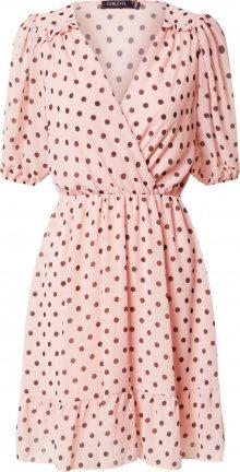 Sublevel Letní šaty růžová