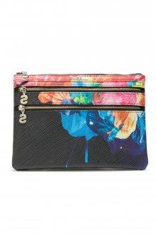 Desigual černá kosmetická taška Corel Multi Zip