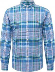 POLO RALPH LAUREN Košile modrá / červená / bílá / zelená