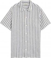 MANGO MAN Košile námořnická modř