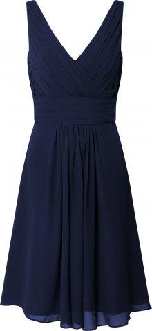 STAR NIGHT Šaty námořnická modř