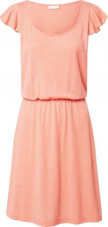 VILA Letní šaty \'VIBARIA\' korálová