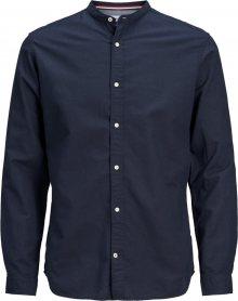 JACK & JONES Košile námořnická modř