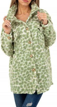 Dámský vzorovaný kabátek