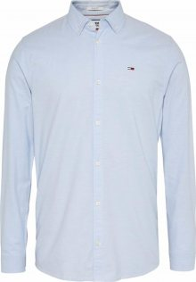 Tommy Jeans Košile \'Oxford\' pastelová modrá