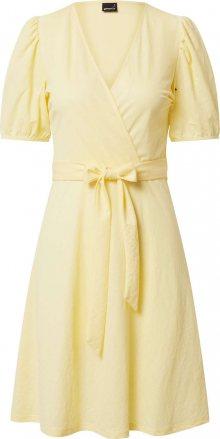 Gina Tricot Letní šaty \'Wanja\' citronová