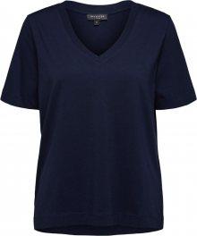 SELECTED FEMME Tričko tmavě modrá