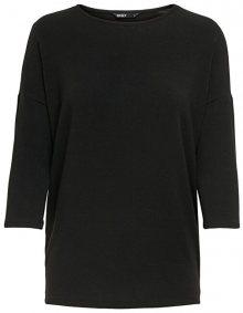 ONLY Dámské triko ONLGLAMOUR 15157920 Black XS