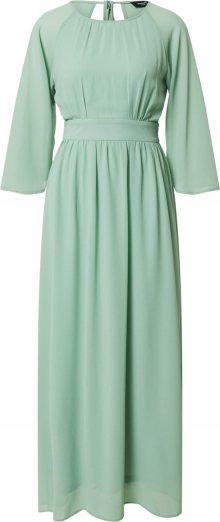 SISTERS POINT Šaty \'Nena\' pastelově zelená
