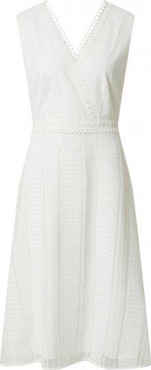 COMMA Šaty bílá