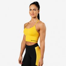 Better Bodies Podprsenka Astoria Seamless Yellow XL