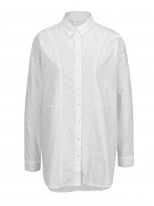 Bílá košile VILA Navaro