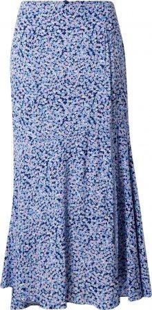 Cotton On Sukně \'Tahli\' tmavě modrá / pastelová modrá / světle fialová
