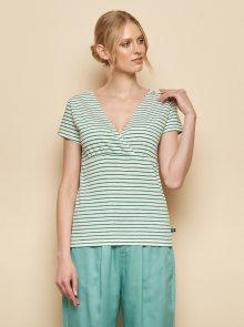 Tranquillo pruhované tričko Aluna - XS