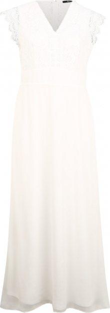 TFNC Plus Společenské šaty \'Liara\' krémová