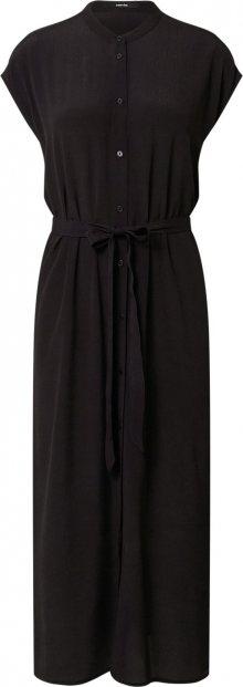 Someday Košilové šaty \'Quito\' černá