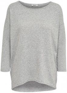 ONLY Dámské triko ONLELCOS 15124402 Light Grey Melange XS
