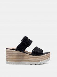 Replay černé boty na klínku - 36