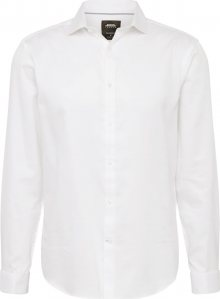 BURTON MENSWEAR LONDON Košile \'Diamond\' bílá